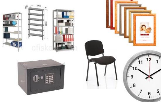Офисная мебель, сейфы, металлические стеллажи, интерьер